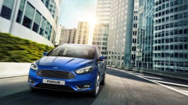 2014 Ford Focus UK prices announced