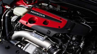 Honda Civic Type R Limited Edition MY21 – engine