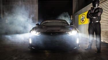 Hennessey Camaro - Garage