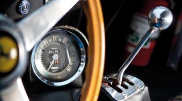 Ferrari 250 GTO gear stick