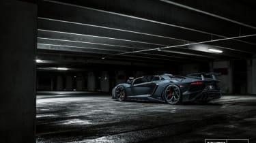 Novitec Lamborghini Aventador SV -