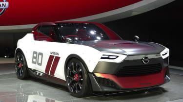 Nissan IDx Nismo concept front
