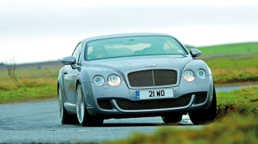 Bentley Continental GT buying guide
