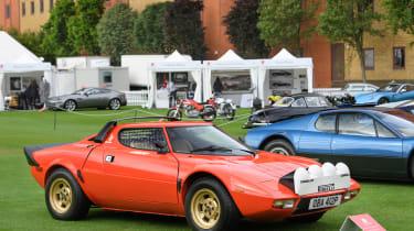 City Concours 2017 –  Lancia Stratos