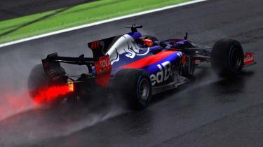 Formula One Round 13 - TR wet