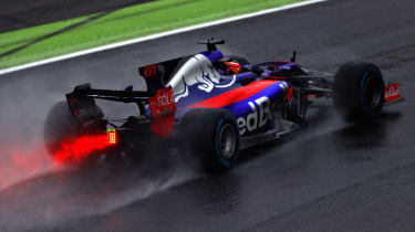 Formula One Round 13 - TR wet