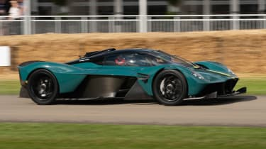 Aston Martin Valkyrie FoS 2021