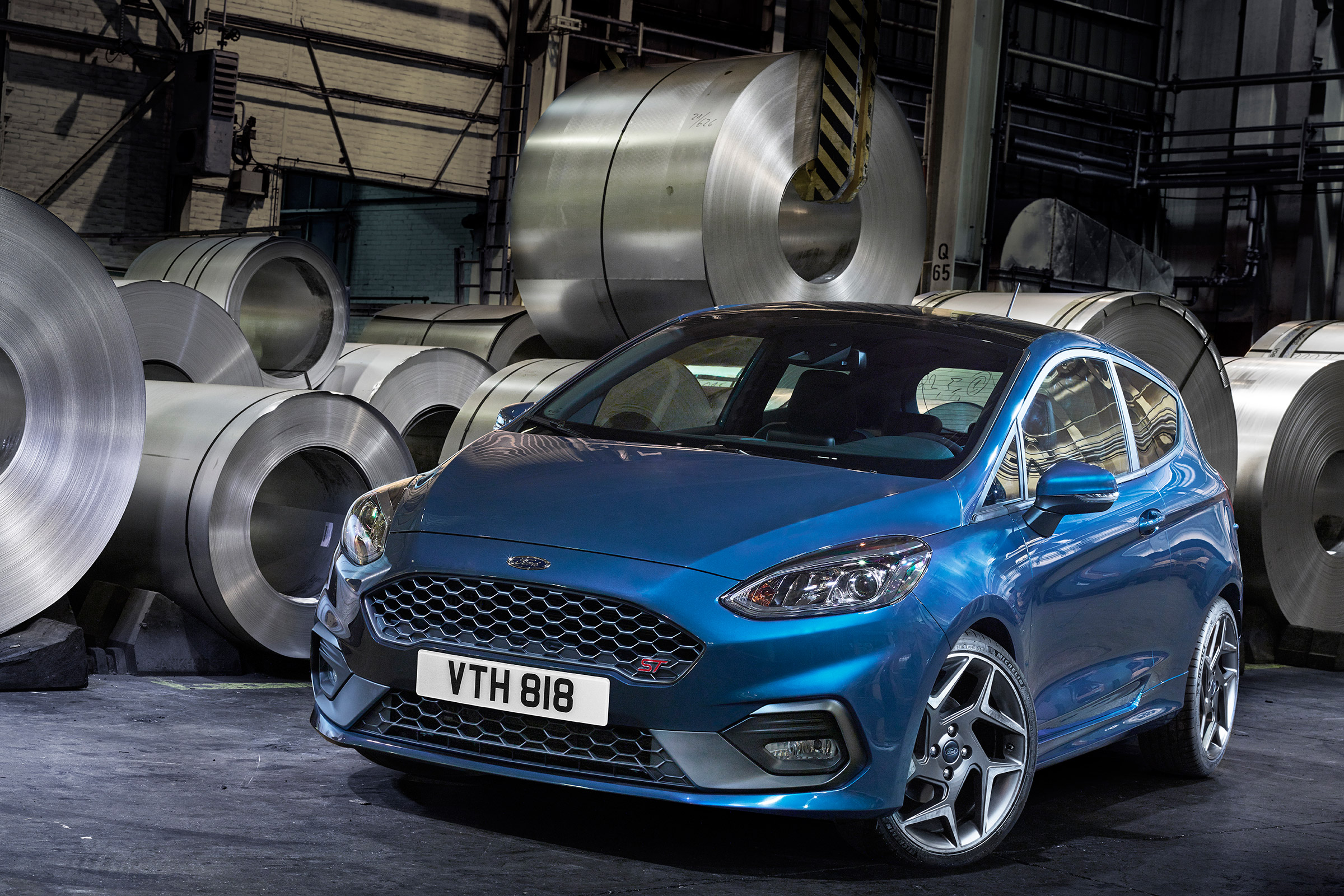 New 2018 Ford Fiesta St Specs And Latest Details On Ford S New Hot Hatch Evo