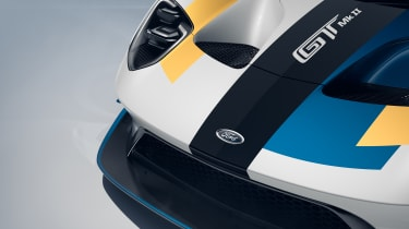 Ford GT Mk II front detail