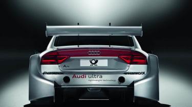 Audi A5 DTM racing car