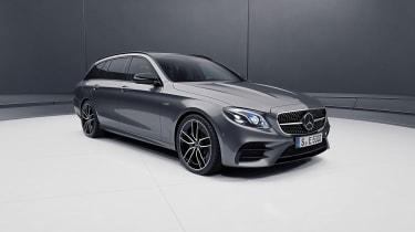 Mercedes-AMG E 53 – front quarter