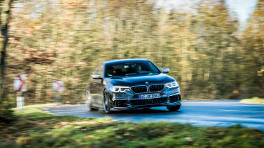 AC Schnitzer BMW M550i xDrive – front cornering