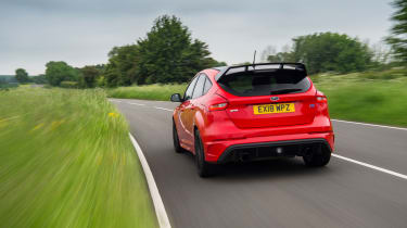 Ford Focus RS Red Edition - Rear