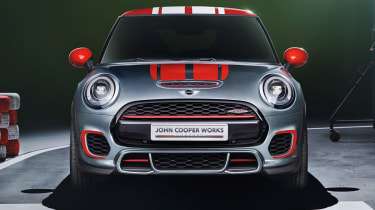 New Mini John Cooper Works Concept front air intakes