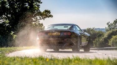 Aston Martin Vantage V550 - rear corner