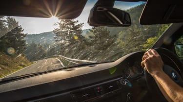 BMW M3 & M4 GTS - interior