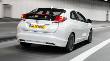 2012 Honda Civic Ti