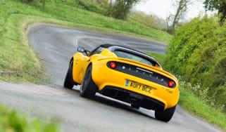 Lotus Elise Sprint 220 - Rear