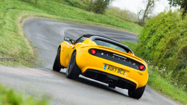 Lotus Elise Sprint 220 - Rear