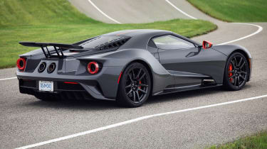 Ford GT Carbon Edition - rear quarter