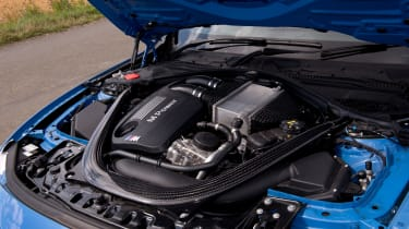 BMW M3 - Engine