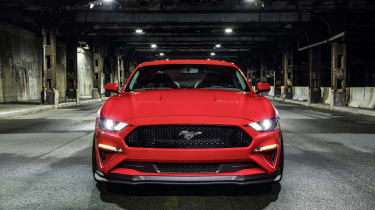 Ford Mustang GT Performance Pack Level 2 –  front