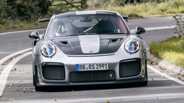 Porsche 911 GT2 RS - front