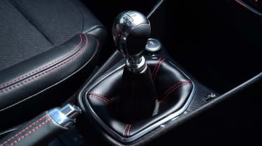 Ford Fiesta ST-Line UK - dials