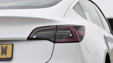 Tesla Model 3 rear light