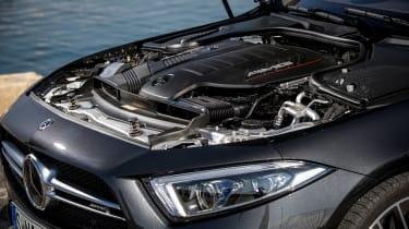 Mercedes-AMG CLS 53 - engine bay