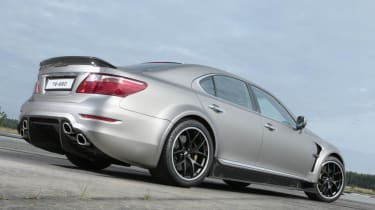 Lexus TMG TS-650 rear