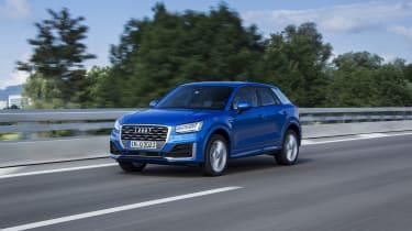 Audi Q2 - press front