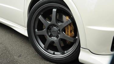 Honda Civic Type-R Mugen 2.2 alloy wheel