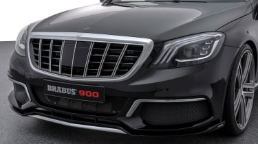 Brabus 900 – front