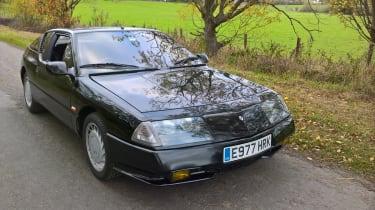 1988 Renault Alpine GTA