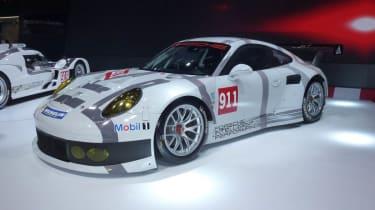 Geneva supercars: Porsche 911 RSR