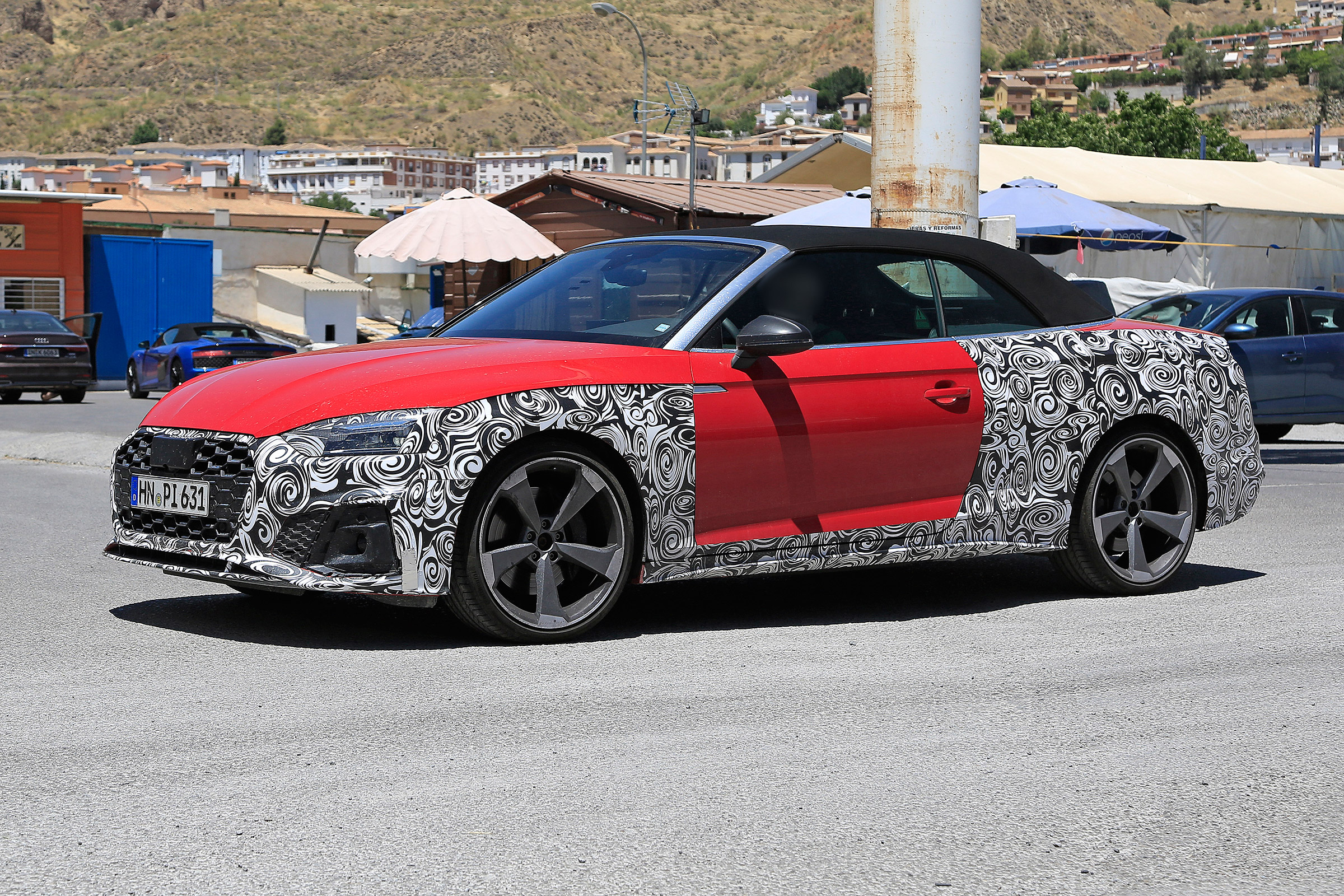 2020 Audi S5 Facelift Spied Before Reveal Alongside Rest Of A5 Range Evo