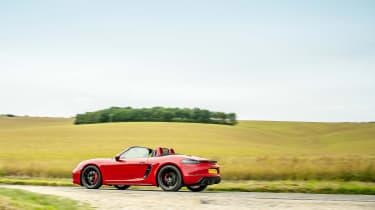 Porsche 718 Boxster GTS 4.0 PDK – pan