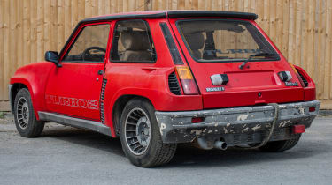 Renault 5 Turbo 2 Evolution Type 8221 – rear quarter