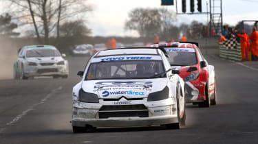 RallyCross Citroen C4