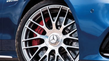 Mercedes-AMG C63 S Saloon - Wheel
