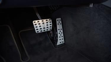 Brabus kits for Mercedes E-Class Estate pedals