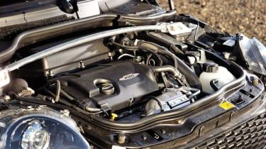 MINI GP engine
