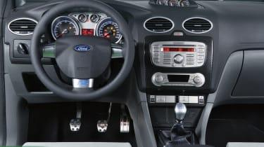 Ford Focus RS Mk2 – interior