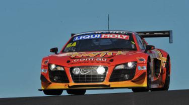2013 Bathurst 12-hour race Audi R8 LMS