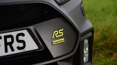 Ford Focus RS Mountune M400 - Badge