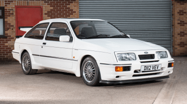 Ford Sierra Cosworth RS500 chassis number 1