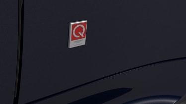 Aston Martin Vantage Red Bull Racing - Q badge