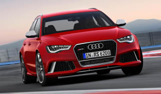 New Audi RS6 Avant revealed