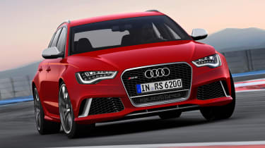 New Audi RS6 Avant revealed